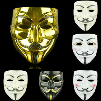 4937 Mask Anonymous Vendetta Fawkes Mask