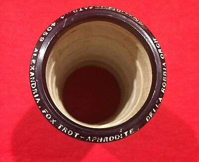 Edison Blue Amberol 4 minute Phonograph Cylinder Record 4059 Fox Trot