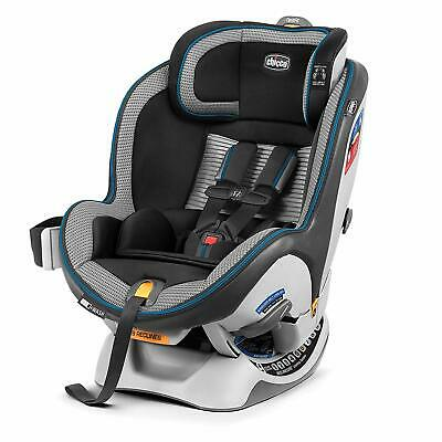 New Chicco NextFit Zip Air Convertible Car Seat in Azzurro Free Shipping!