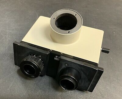 Olympus Trinocular Microscope Head For BH Series