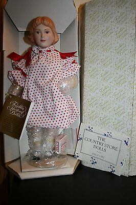 Jello Girl, The Country Store Dolls by Franklin Heirloom Dolls