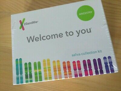 23andMe Ancestry DNA Collection Kit (LAB FEES PAID)