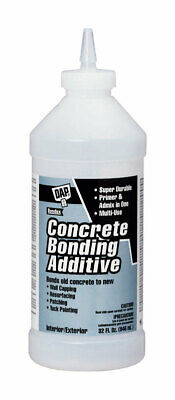 DAP  Smooth  White  Bonding Primer  For Concrete/Masonry 32 oz.