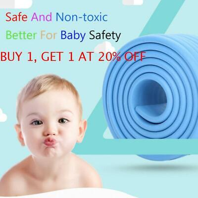 Guard Strip Table Edge Desk Corner Protector Baby Safety Foam Bumper Cushion