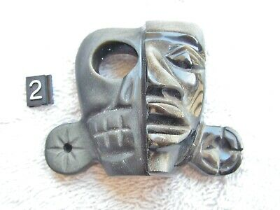 Duality Dead & Life Together  Obsidian Stone  New. **