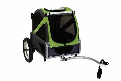 DoggyRide Mini Dog Bike Trailer, Easily Converts To Stroller (With Optional Kit)