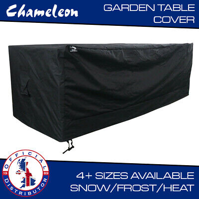 Rectangle Garden Outdoor Patio Furniture Table Cover Waterproof Heavy Duty 420d