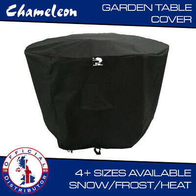Round Heavy Duty covers Garden Outdoor Patio Furniture Table Waterproof 420d