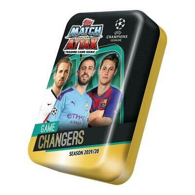 Match Attax 19/20 - Mega Tin 2019/20 With Limited Edition Card