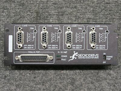 Gecko drive CNC G540 Stepper Driver Router Milling Plasma *Tested/Working*