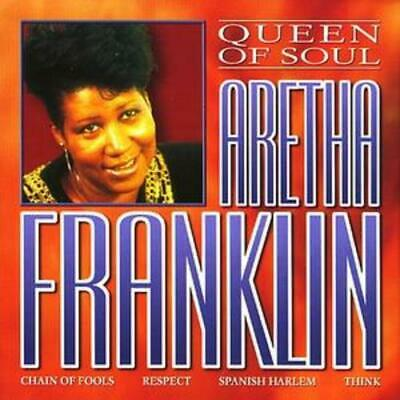 Aretha Franklin : Queen of Soul CD (2005) Highly Rated eBay Seller, Great Prices