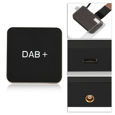 Car Digital DAB+ Audio Radio Receiver Tuner+Antenna USB Adapter for Android 5.1+