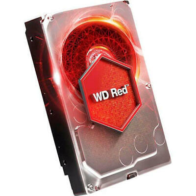 HDD Disco Duro Interno NAS WD 3.5 1TB 5400RPM 64MB SATA3 WD10EFRX Gama Red