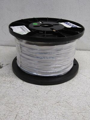 Belden 1000 ft White 18 AWG 2 Cond Communication Cable 5300UE