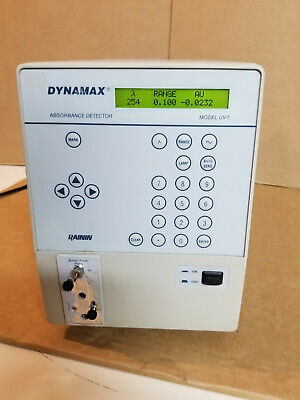 Rainin Dynamax UV-1 Absorbance Detector, USED UV1 UV 1