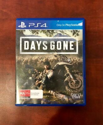 Days Gone - PS4 Brand New