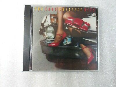 The Cars Greatest Hits-Ric Okeask (1985 CD) Still Sealed Original First US Press