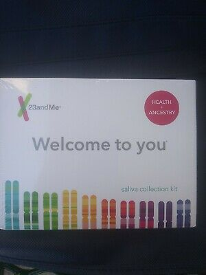 23andMe DNA Test - Health + Ancestry Personal Genetic Service - Lab Fee Included