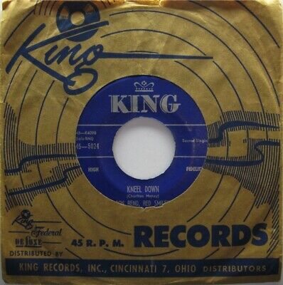 Don Reno Red Smiley King 5024 Sacred Bluegrass Country!