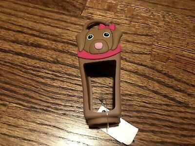 Bath & Body Works Pocketbac Case Cover Hand Sanitizer Puppy Dog