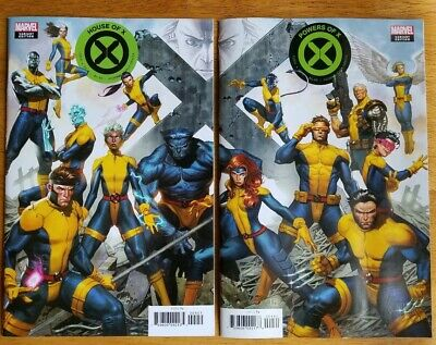 House Of X + Powers Of X #4 Molina Connecting Variant Set