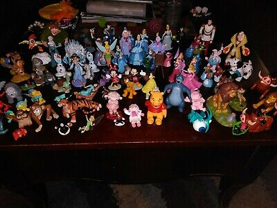 HUGE Lot Disney Pixar PVC Figures Cake Toppers