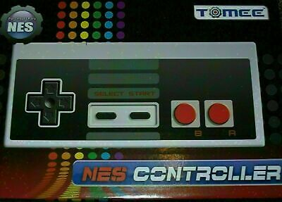 2 X Nintendo (NES) Replacement Controller - New - Retro