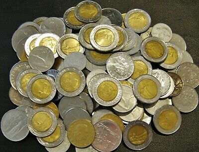 Pre Euro - Collection from Italy Various Coins & Dates