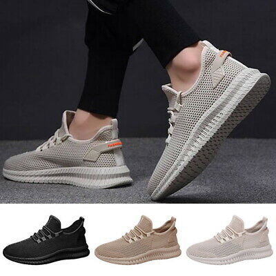 Womens Mens Pumps Trainers Fitness Mesh Sports Running Gym Casual Sneakers Shoes