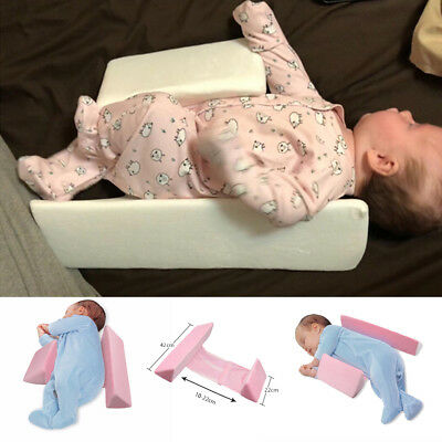 Infant Sleeping Pillow Wedge Adjustable Width Baby Newborn Soft Safety Pillows