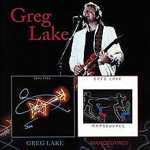 Greg Lake/Manoeuvres (Remastered+Expanded 2cd) von Gr...   CD   Zustand sehr gut