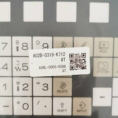 One New For FANUC A02B-0319-K712#T system button film Fast Ship