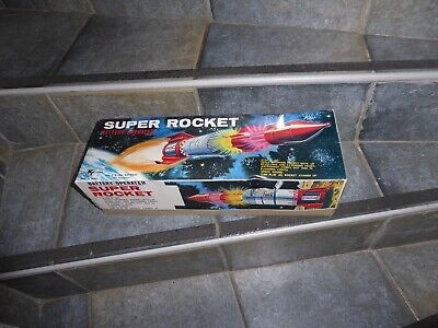 KY Yoshino vintage mint/box Super Rocket  60ies pristine Top