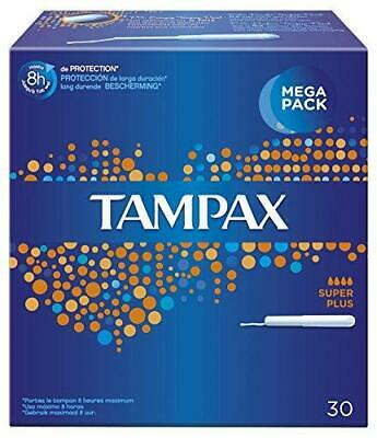 Tampax Tampons - Super Plus 30st