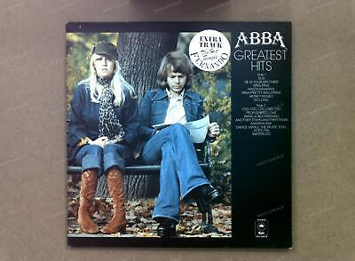 ABBA - Greatest Hits UK LP 1976 FOC .