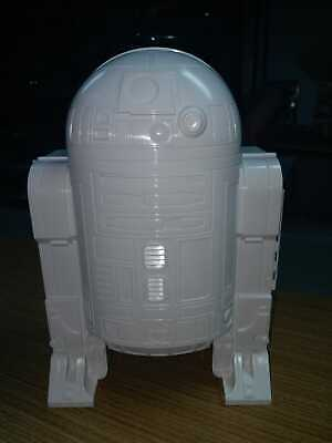 Hasbro Star Wars Prototype Playset Sample Test Shot R2-D2 Carrying Case Storage