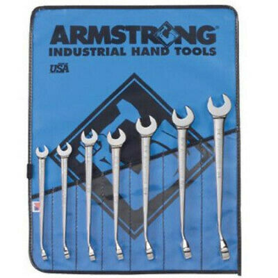 Armstrong USA 25-625 SAE Maxx Beam Cross Force 7 Piece Combination Wrench Set