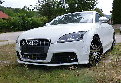 Audi TTS Coupe S tronic Magnetic Ride