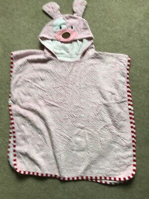 Girls Hooded Swim Towel