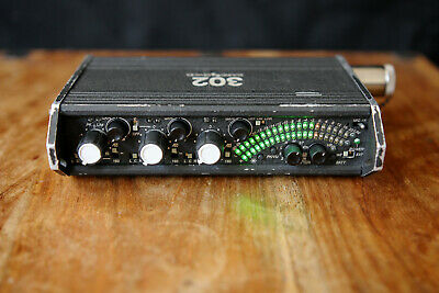 Sound Devices 302 Location Portable Field Mixer
