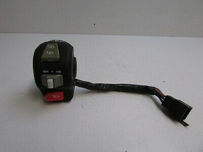Peugeot V Clic 50 Left Hand Switch, 2008 - 2010 J11