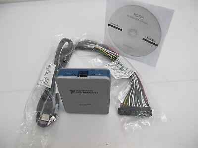 National Instruments NI USB-8452 I²C/SPI Interface Module