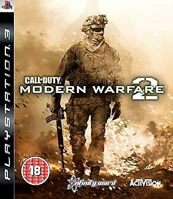 Call of Duty: Modern Warfare 2 (PS3), , Used; Very Good Game