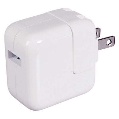 Genuine OEM Apple 12W USB Power Adapter for iPads MD836LL/A
