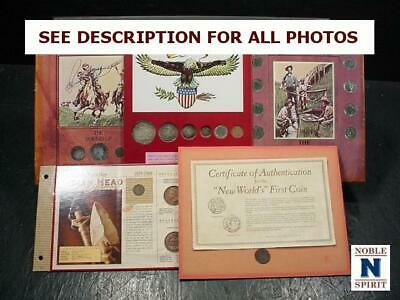 NobleSpirit  NO RESERVE (3970) US Coins Of Yesteryear Collection