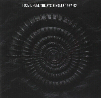 XTC : Fossil Fuel: The XTC Singles 1977-92 CD 2 discs (2014) Fast and FREE P & P