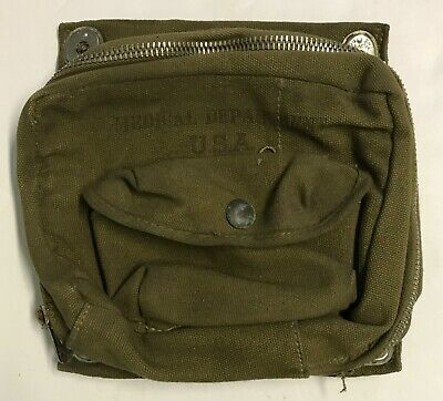 Original WWII Medical Department USA Pouch - NO Contents