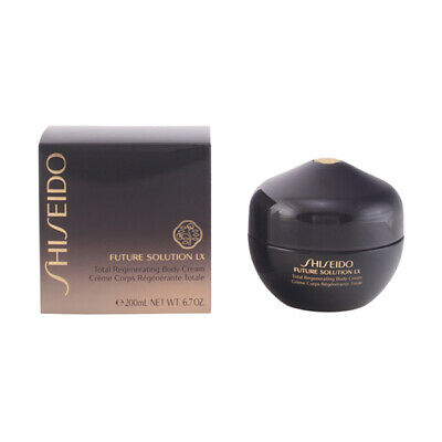 Vochtinbrengende en Vitaliserende Lotion Future Solution Lx Shiseido 200 ml