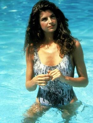 """KIRSTIE ALLEY 8"""" X 10"""" glossy photo reprint"""