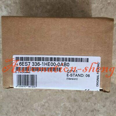 1PC New Siemens 6ES73361HE000AB0 Module 6ES7336-1HE00-0AB0 One year warranty